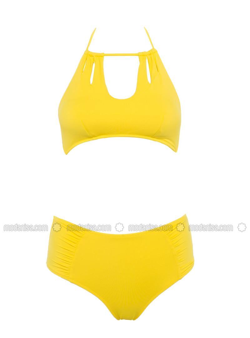 Yellow - Bikini