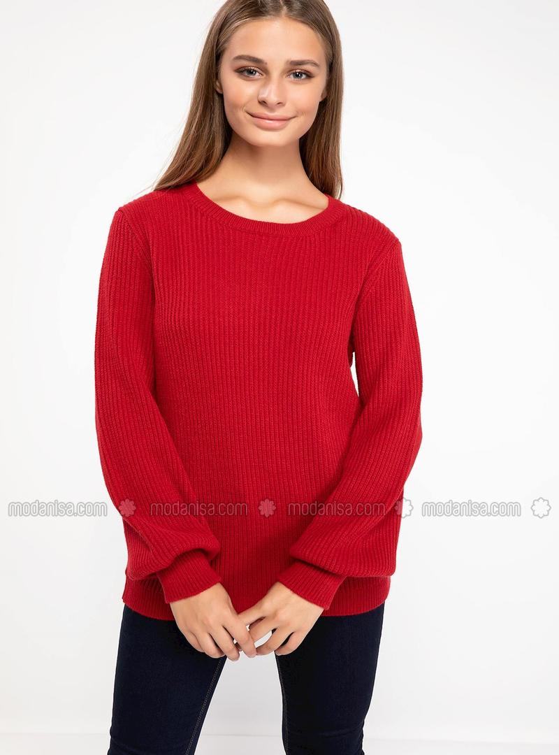 Red - Jumper