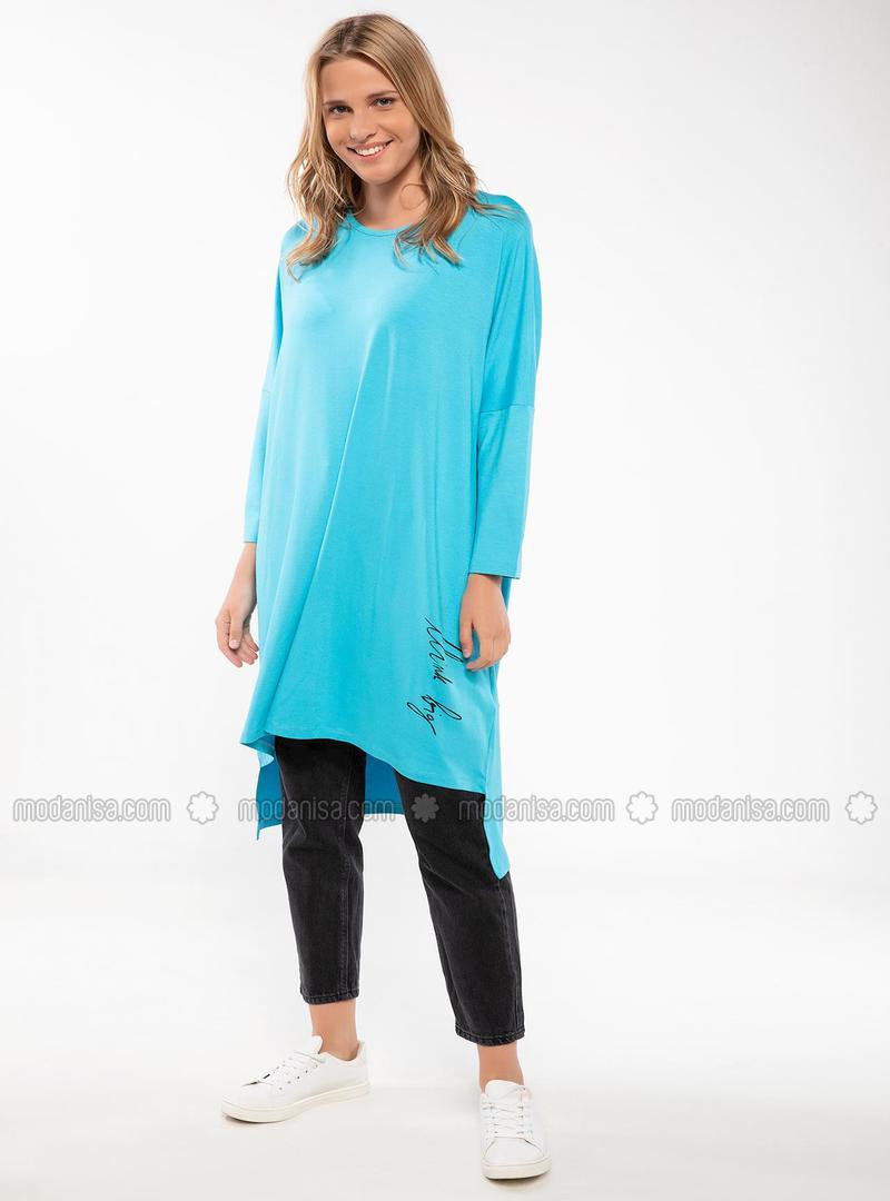 Turquoise - Tunic