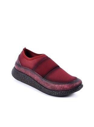 Spor Ayakkabı - Bordo - 201 - Sapin Ürün Resmi