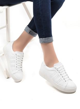 Spor Ayakkabı - Beyaz - Sapin Ürün Resmi