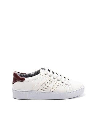 Spor Ayakkabı - Bordo - Sapin Ürün Resmi