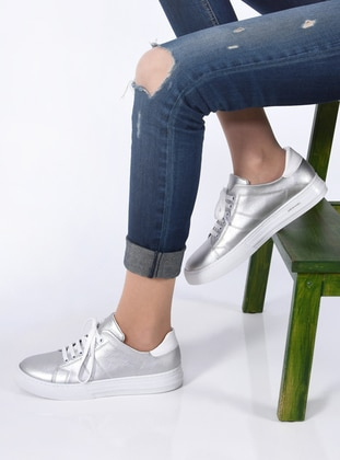 Spor Ayakkabı - Gümüş - Sapin Ürün Resmi