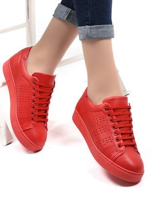 Spor Ayakkabı - Kırmızı - Sapin Ürün Resmi