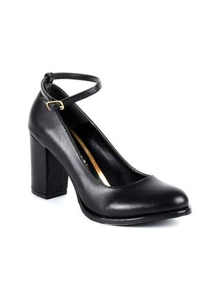 Topuklu Ayakkabı - Siyah - Sapin Ürün Resmi