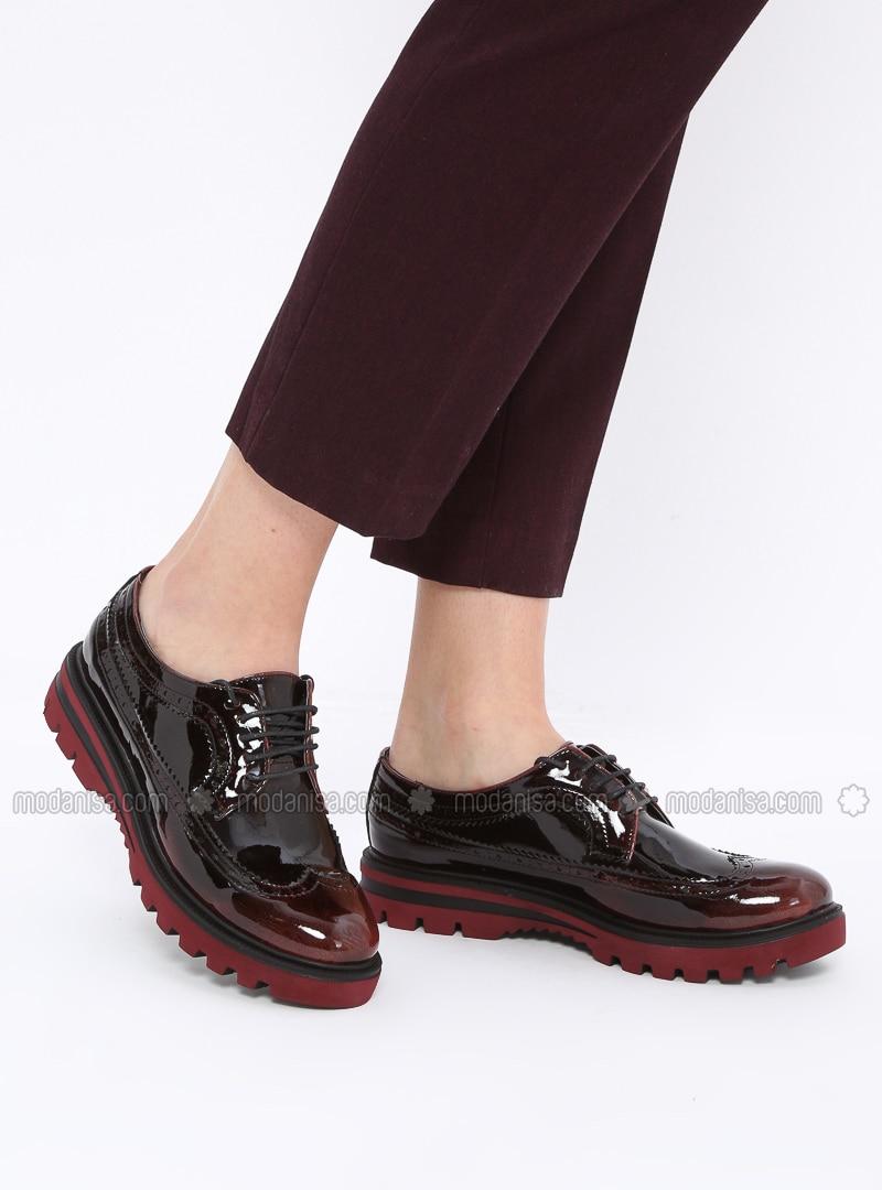 Chaussures Chaussures Bordeaux Décontracté Noir Bordeaux Décontracté Noir 3lFTJc1K