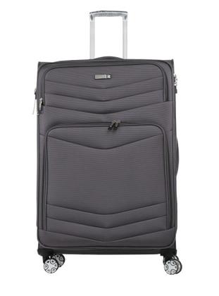 ITLUGGAGE Büyük Boy Bavul - Gri