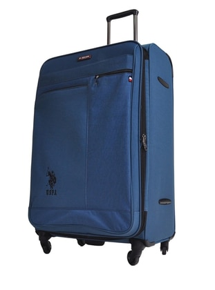 Büyük Boy Bavul - Mavi - U.S. Polo Assn. Ürün Resmi