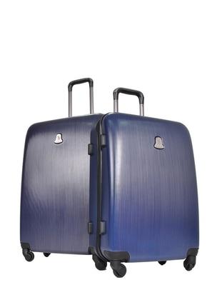 Büyük&Orta Boy Bavul Seti - Lacivert - U.S. Polo Assn. Ürün Resmi