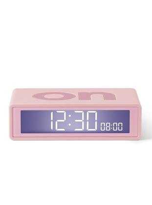 Lexon Lexon Flip Alarm Saat - Pembe