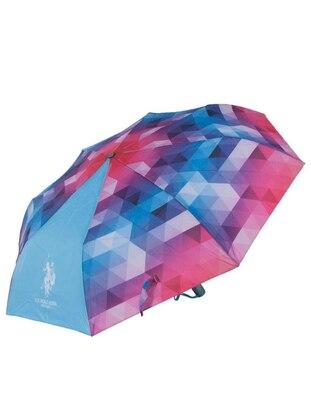 Şemsiye - Karışık Renkli - U.S. Polo Assn. Ürün Resmi