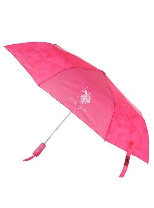 Şemsiye - Pembe - U.S. Polo Assn. Ürün Resmi