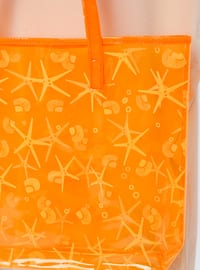 Orange - Beach Bags