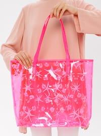 Pink - Beach Bags
