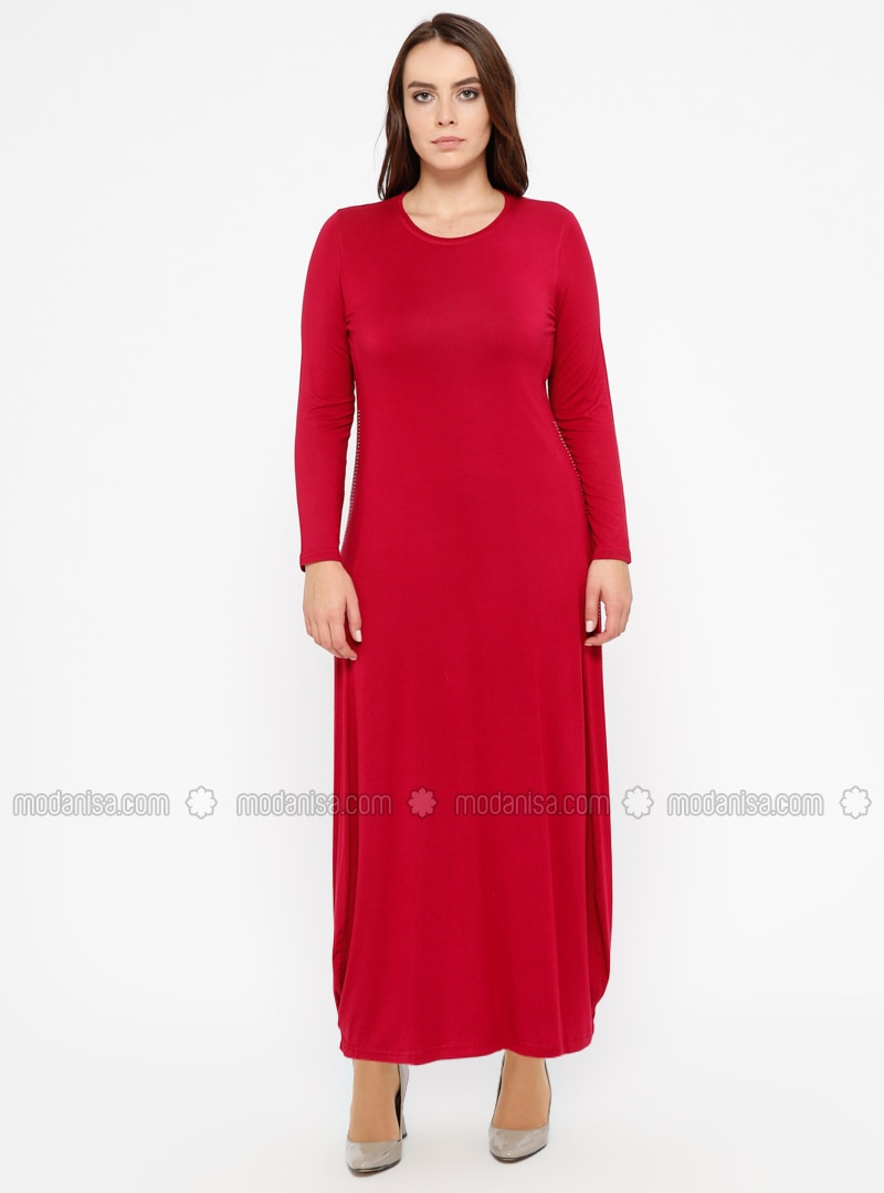 Plus Size Red After 5 Dresses – DACC