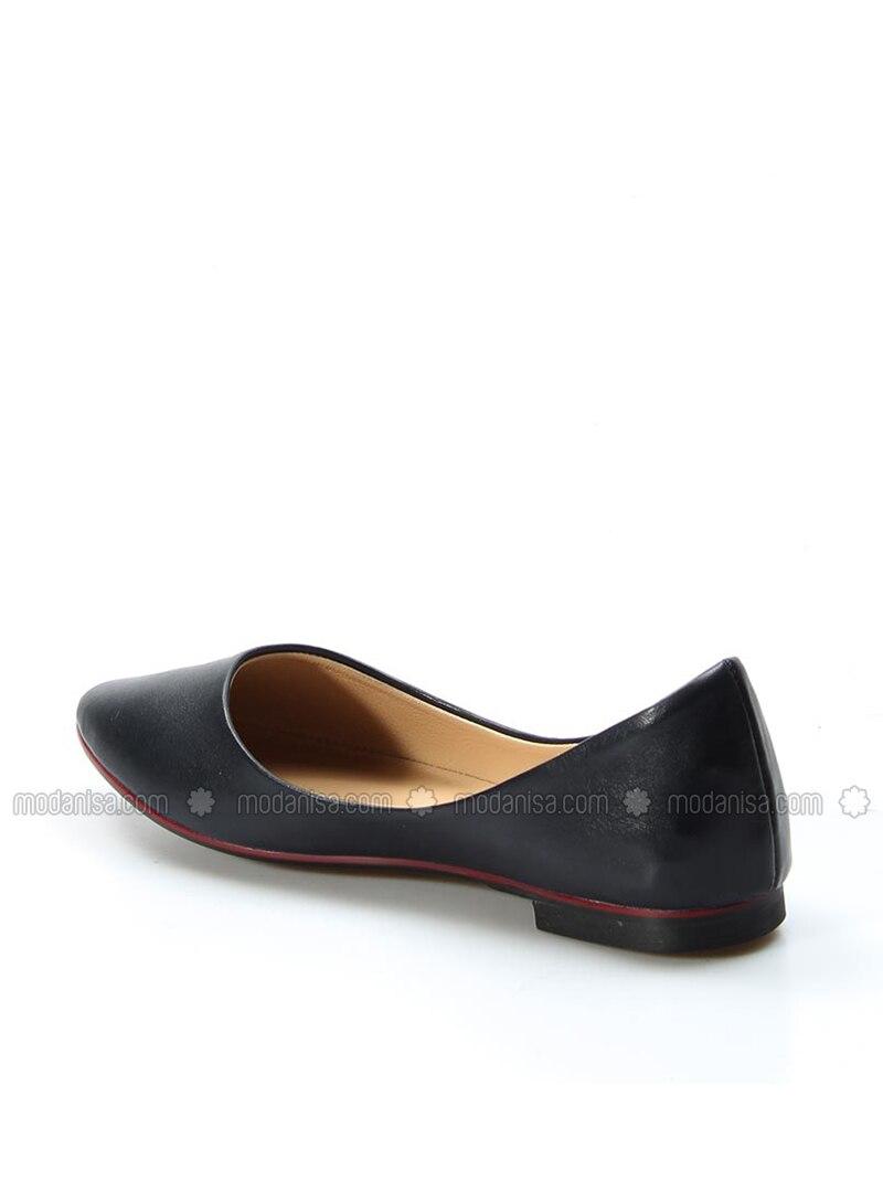 13c527477673 Navy Blue - Flat - Sandal