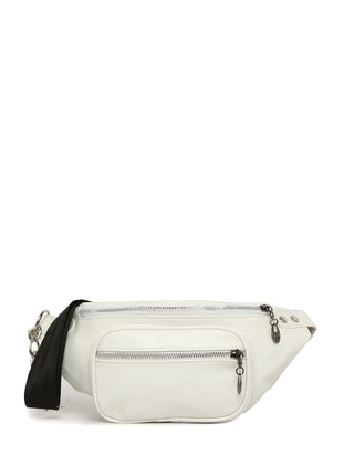 White - Bum Bag