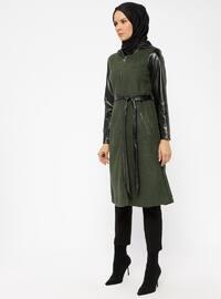 Black - Khaki - Unlined - Topcoat