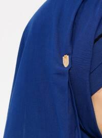 Saxe - Plain - Cotton - Instant Scarf