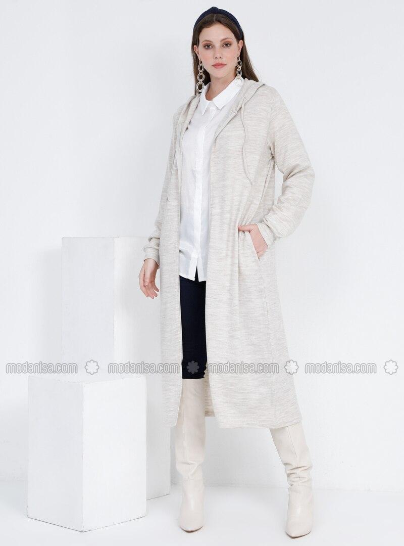 Minc - Acrylic -  - Plus Size Tunic