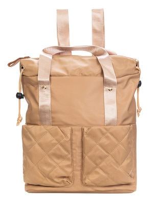 Beige - Backpacks