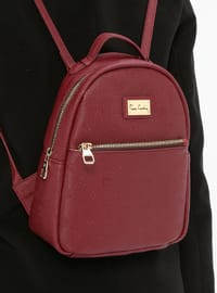 Maroon - Backpacks - Pierre Cardin