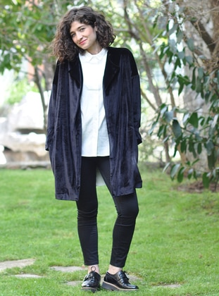 Black - Unlined - Jacket