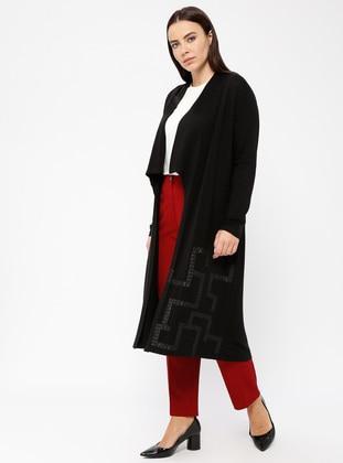 Black - Multi - Viscose -  - Knitwear