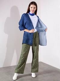 Indigo - Multi - Jacket