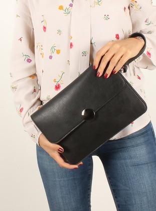 Black - Clutch Bags / Handbags - Luwwe