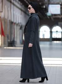 Anthracite - Fully Lined - Coat
