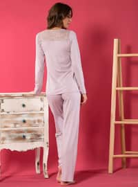 Minc - Crew neck - Cotton - Pyjama