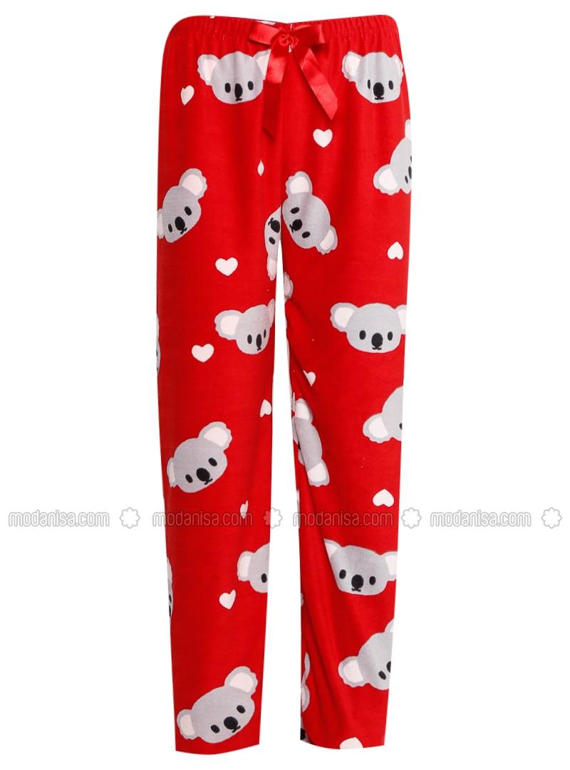 Red - Multi - Pyjama