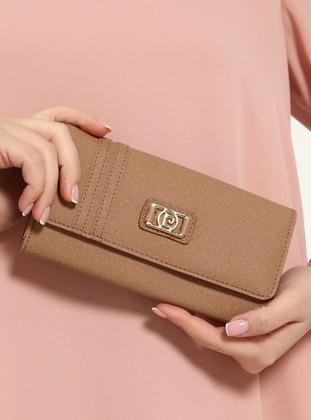 Brown - Wallet - Pierre Cardin