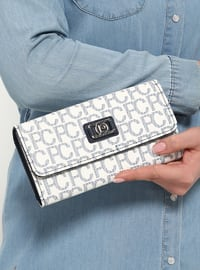 White - Wallet - Pierre Cardin