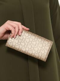 Golden tone - Wallet - Pierre Cardin