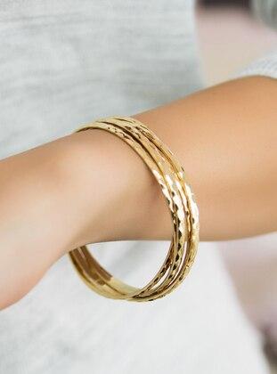 Golden tone - Bracelet