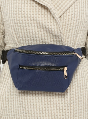 Navy Blue - Bum Bag
