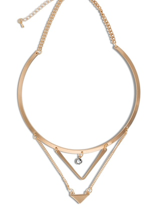 Golden tone - Necklace