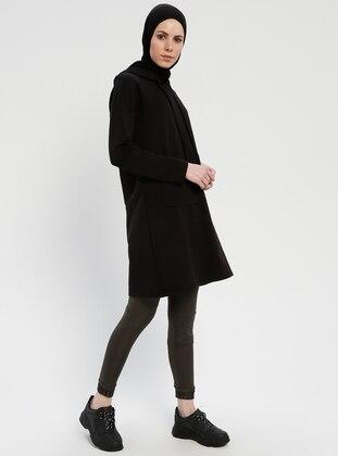 Black - Khaki - Legging