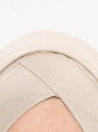 Minc - Plain - Pinless - Instant Scarf