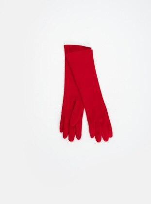 Red - Glove - LC WAIKIKI