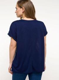Navy Blue - T-Shirt