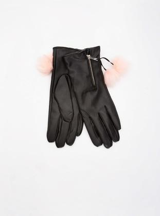 Black - Glove - LC WAIKIKI