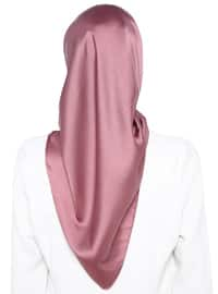 Dusty Rose - Plain - Scarf