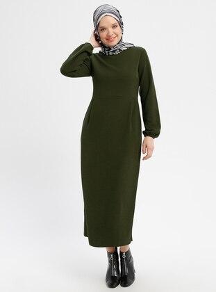 309960b37ab76 Beha Tesettür Hijab Kleid Modelleri ve Fiyatları - Modanisa.com