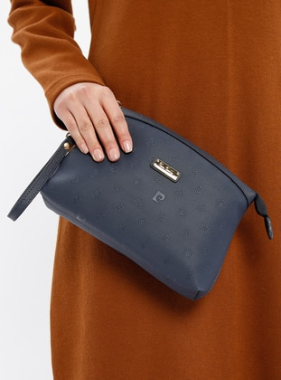 Navy Blue - Clutch Bags / Handbags - Pierre Cardin
