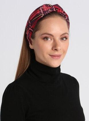 Red - Bonnet