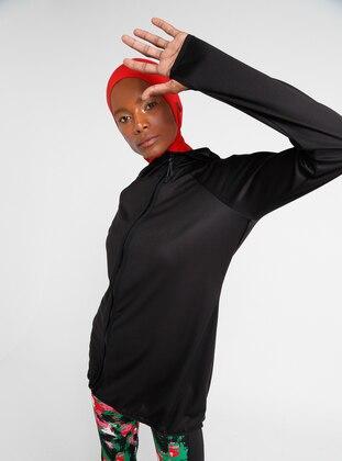 Red - Sports Bonnet