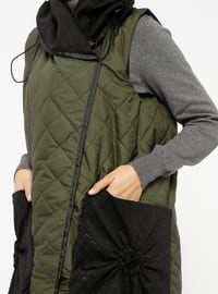 Green - Fully Lined - Vest